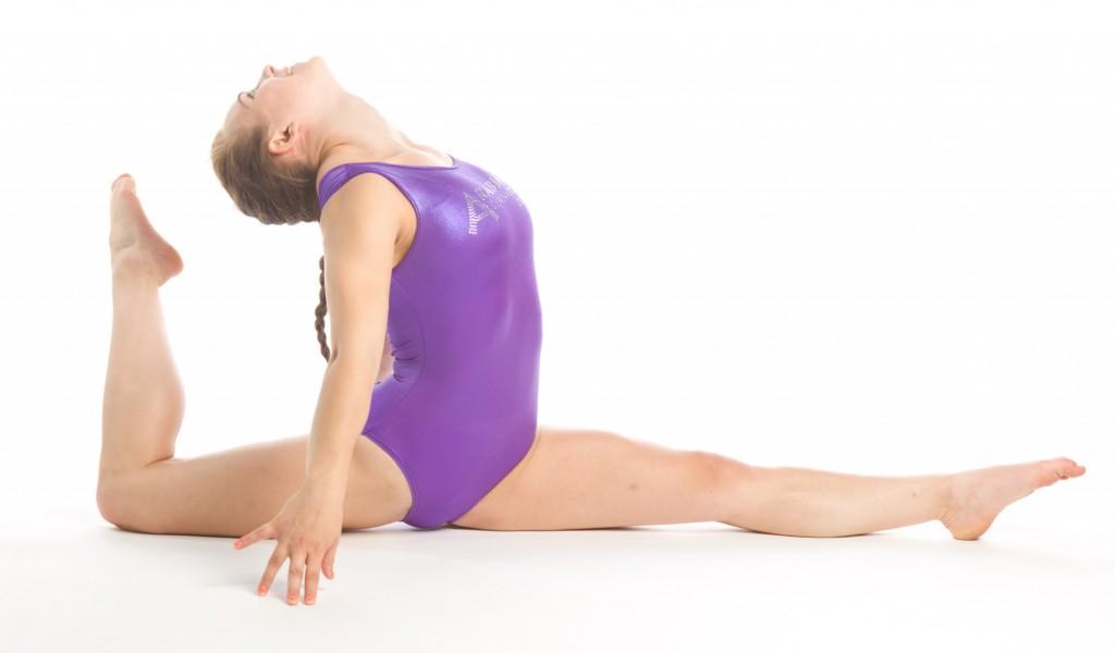 Teen Gymnastic Pic