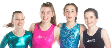 cheer-display-team arabian gymnastic classes dublin